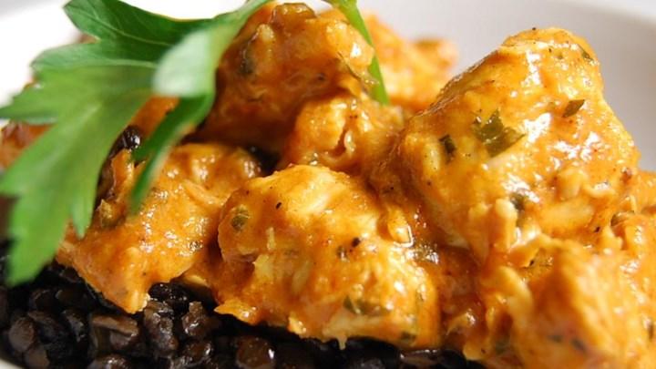Chicken tikka masala rezept