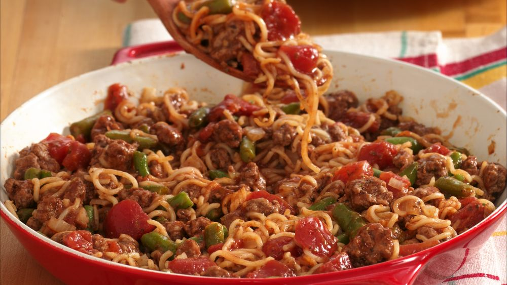 Easy beef and noodle dinner recipe for managing pcos and pregnancy easy beef and noodle dinner forumfinder Image collections