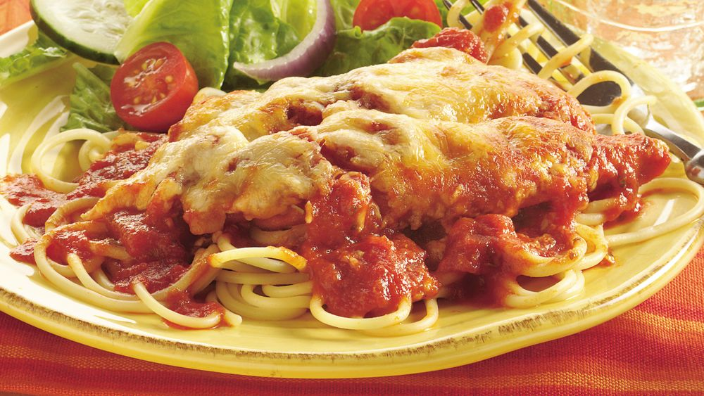 Cheesy Italian Chicken Bake Recipe For Managing Pcos And Pregnancy