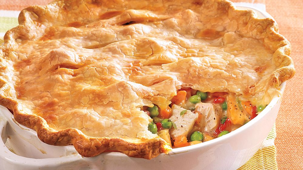 Home Style Chicken Pot Pie Recipe For Managing Pcos And Pregnancy On