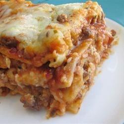 Perfect Easy Lasagna II
