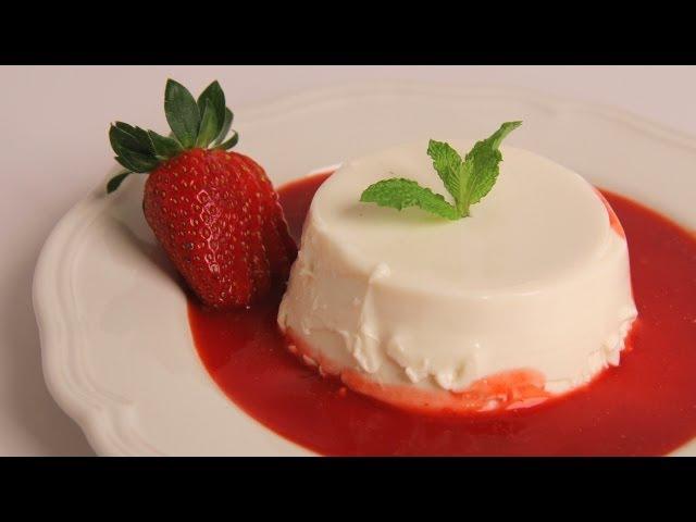 Panna Cotta Recipe - Laura Vitale - Laura in the Kitchen Episode ...