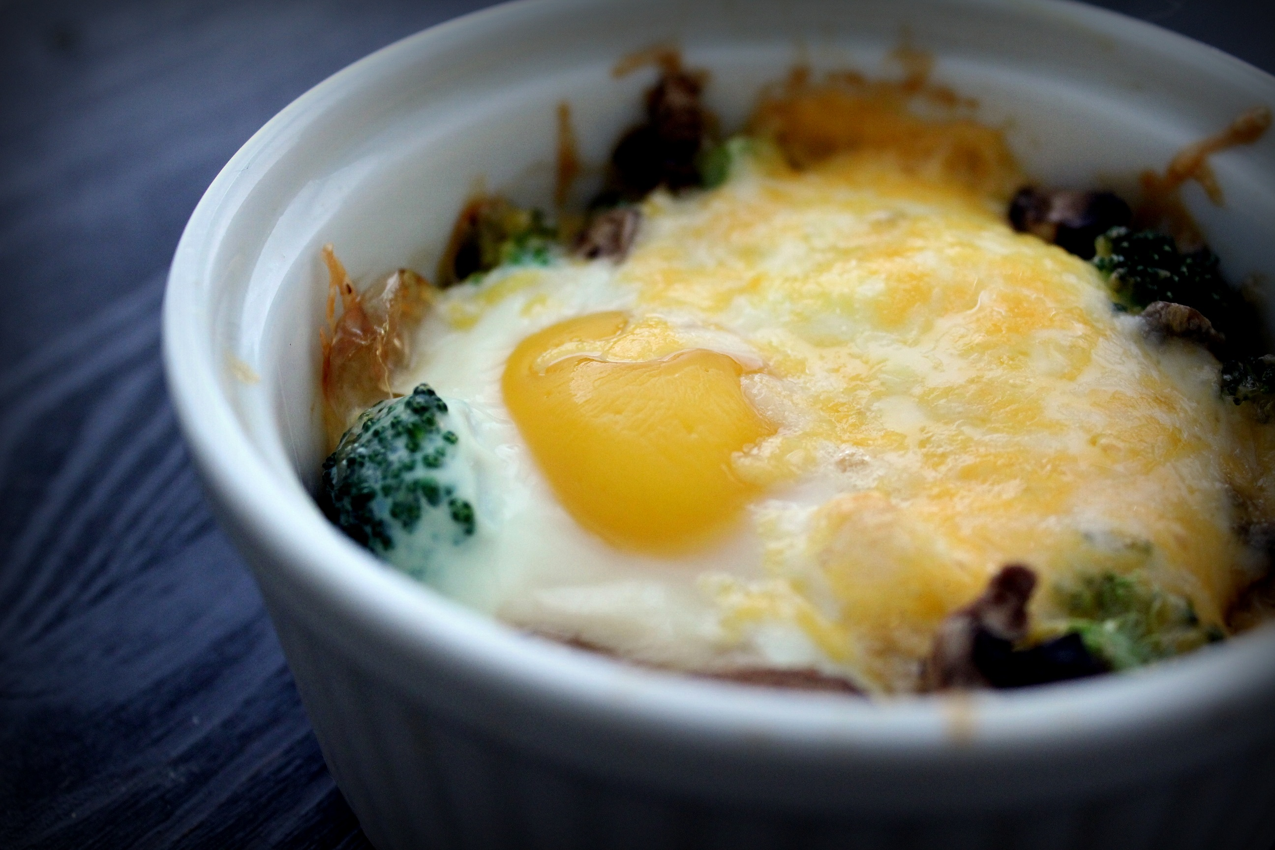 PCOS Breakfast Awesomeness: The Bacon N' Egg Skillet Mess - Fertility ...