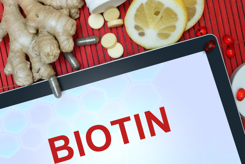 PCOS Hair Loss Biotin