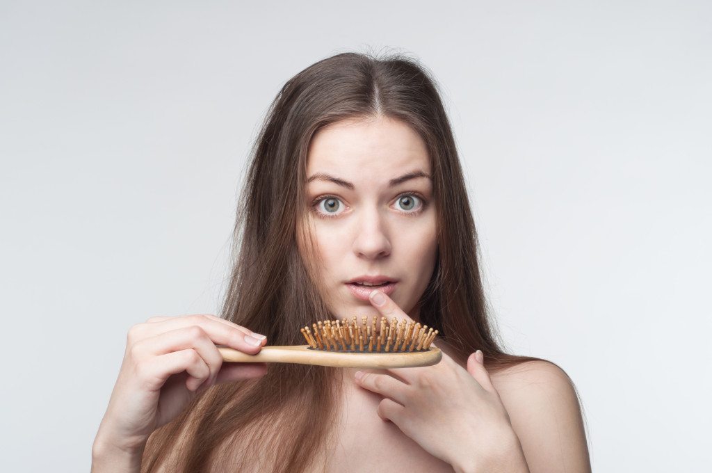 PCOS Hair loss