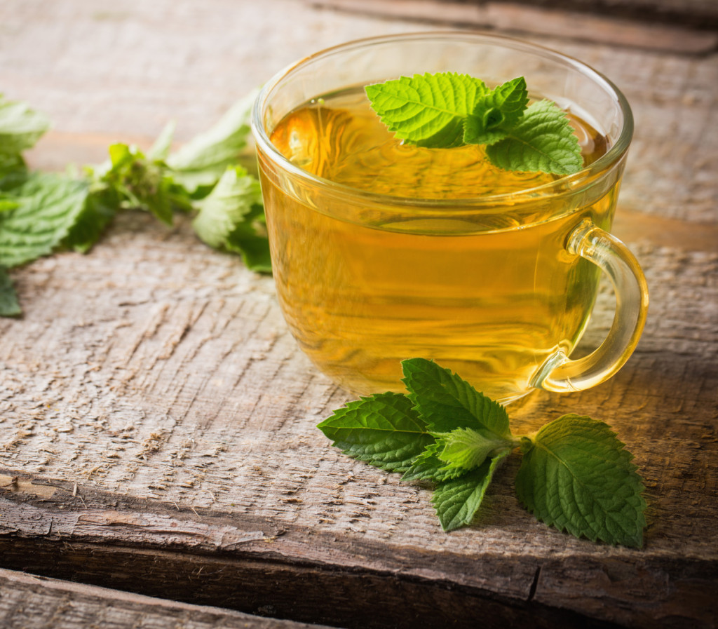 spearmint tea for pcos